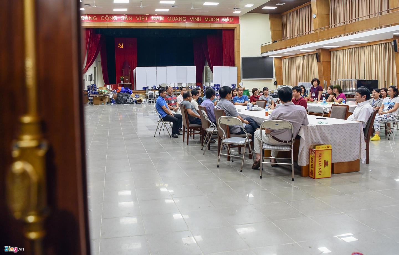 Căn phòng được canh gác nghiêm ngặt nhất kỳ thi THPT quốc gia - 2