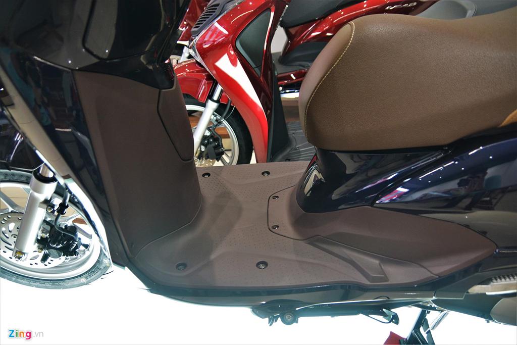 Cận cảnh Honda Lead thế hệ mới - 3 phiên bản, đại lý chưa có xe để bán - 4
