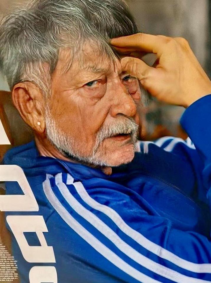 Chiêm ngưỡng loạt ảnh sao Việt tham gia trào lưu già hóa đang gây bão mạng xã hội: Người phong độ ngút trời, người hài hước không thể tả - 3