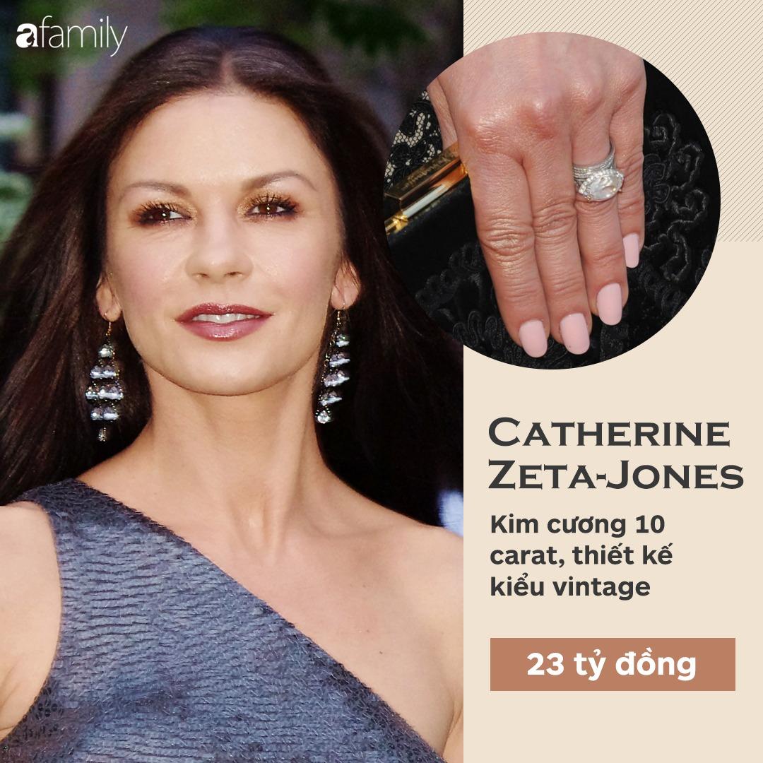 Choáng cực độ với 20 chiếc nhẫn đính hôn đắt bậc nhất hành tinh, bất ngờ là nhẫn của chị em dâu Kate - Meghan - 9