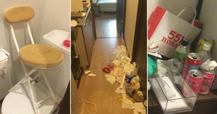 Ám ảnh khách Trung Quốc, trộm cả ga giường, lột nắp bồn cầu - 1