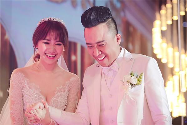 Hari Won: 'Tôi hoảng sợ vì cưới Trấn Thành' - 2