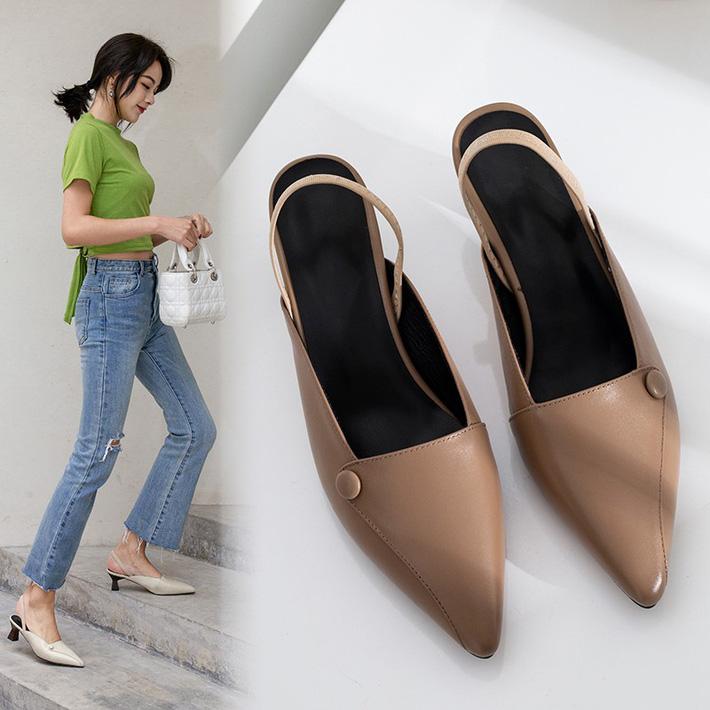 4 mẫu giày tưởng 'lùn' mà lại vẫn hack dáng tôn chân, hội chị em không sắm ngay thì quá phí - 3
