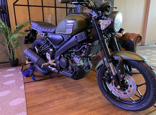 Ảnh chi tiết Yamaha XSR155 hoành tráng thế này, bảo sao Honda CB150R nể - 19