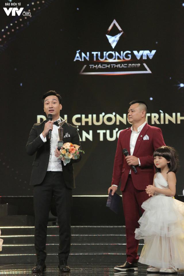 Những hình ảnh đáng nhớ tại lễ trao giải VTV Awards 2019 - 2