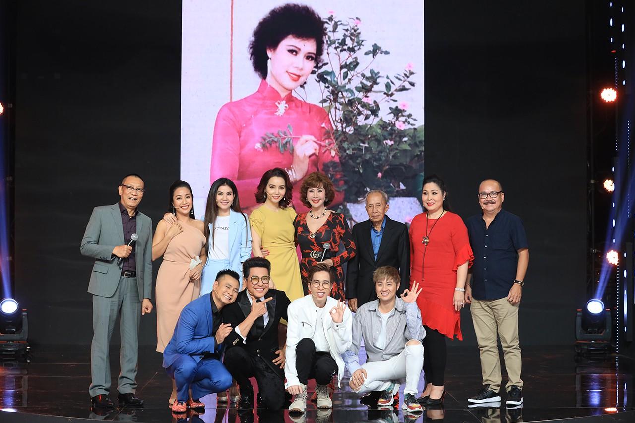 Ký ức vui vẻ tập 2: Trường quay vỡ òa với sự xuất hiện của 'Hoa hậu HTV' đình đám một thời - 4