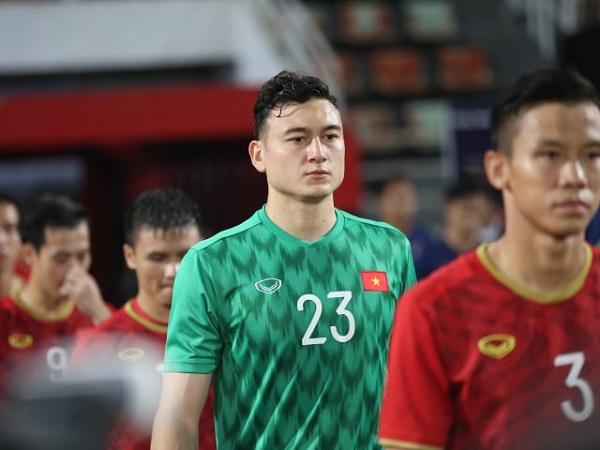 Văn Lâm, Bùi Tiến Dũng lọt vào đội hình tiêu biểu lượt trận đầu tiên vòng loại World Cup