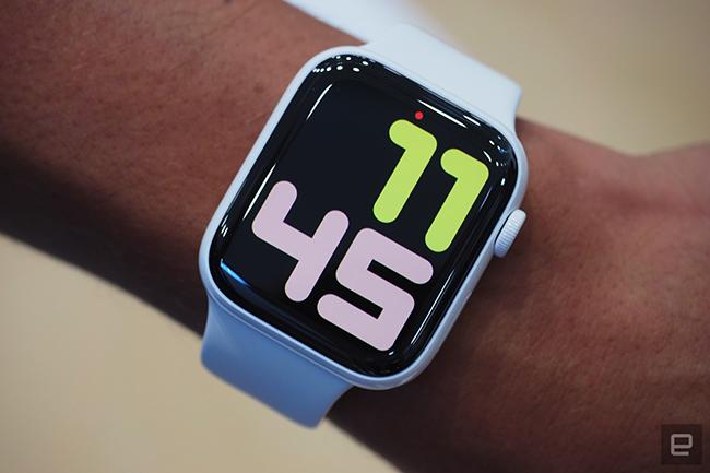 Ảnh thực tế Apple Watch Series 5 vừa ra mắt cùng iPhone 11 - 14