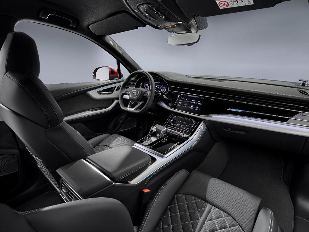 Audi Q7 2020 xuất hiện, nội thất sang và hiện đại - 5