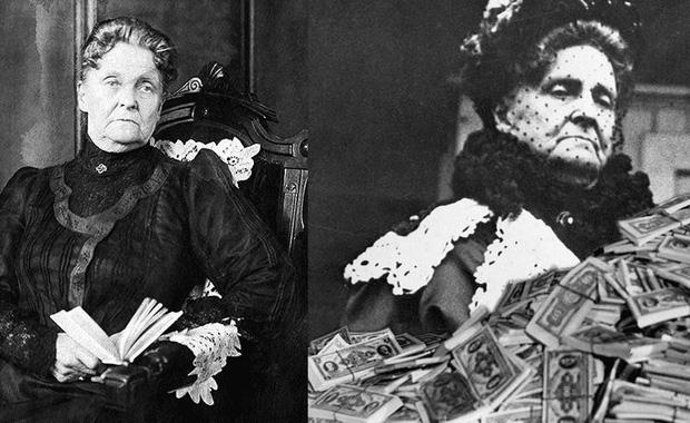 Câu chuyện về nữ triệu phú nổi danh 'giàu mà ki' nhất thế kỷ 20: Biểu tượng đỉnh cao của tính hà tiện liệu có phải là thật? - 8