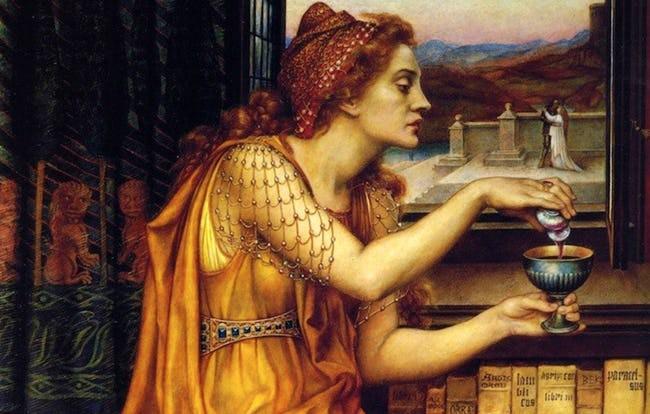 Bí ẩn về liều 'độc dược sát phu' nổi tiếng thời Phục Hưng và nữ phù thủy tiếp tay cho hàng trăm bà vợ hạ độc chồng để thoát khỏi hôn nhân bất hạnh - 5