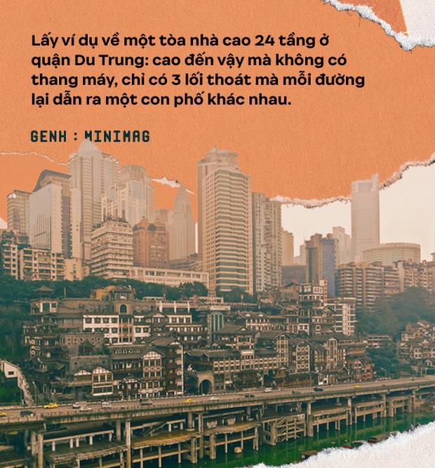 Thành phố thẳng đứng tại Trung Quốc - nơi các ứng dụng ship đồ ăn chịu chết vì không hiểu nhà nào ở đâu - 1