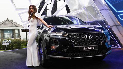 Hyundai Santa Fe 2019 bất ngờ giảm giá sốc - 3