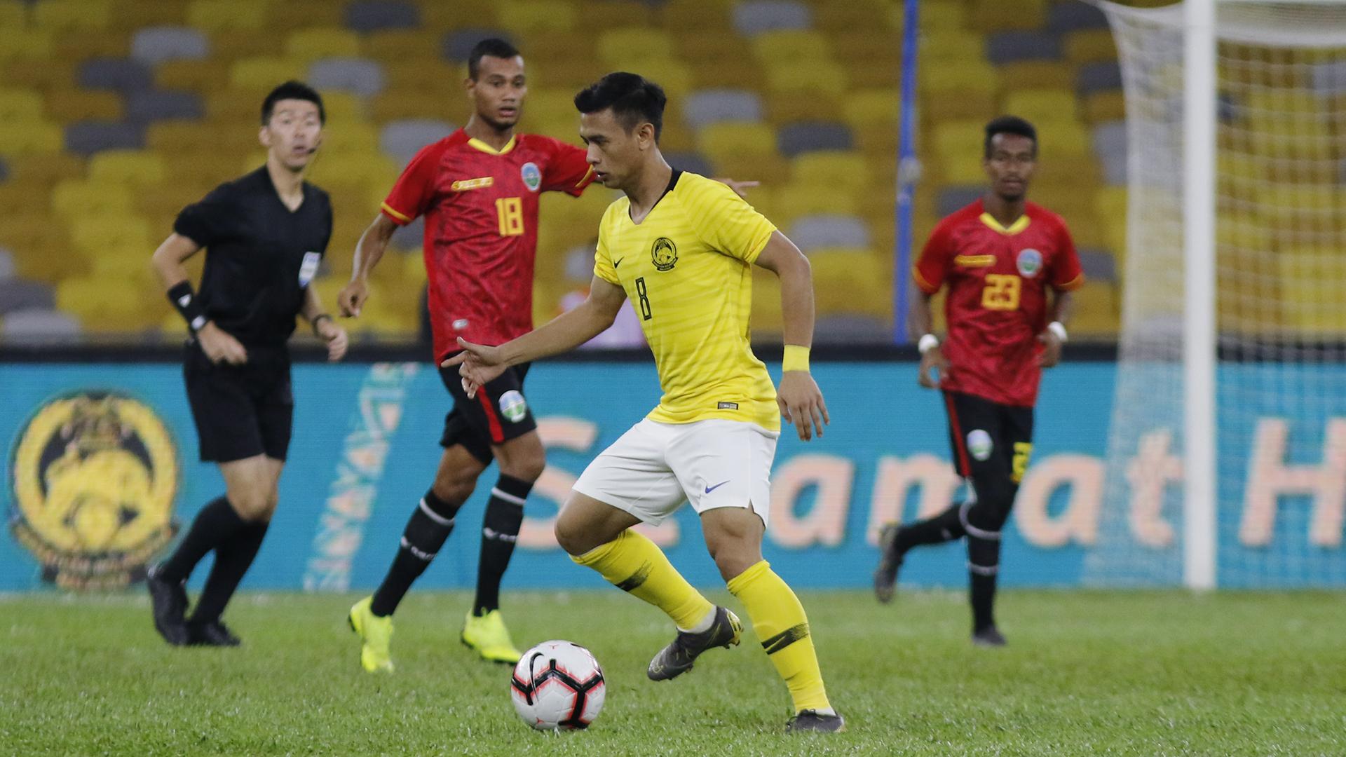Lại thêm cầu thủ chấn thương, Malaysia thiệt quân lớn trước trận gặp Việt Nam
