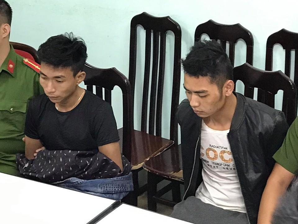 Vụ nam sinh chạy Grab bị sát hại: 2 nghi phạm bình thản, quanh co chối tội khi bị bắt - 3