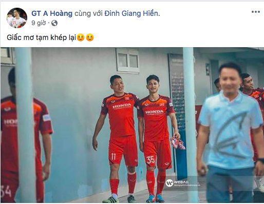 Huy Toàn, Nguyên Mạnh và dàn sao buồn bã tạm biệt tuyển Việt Nam - 2