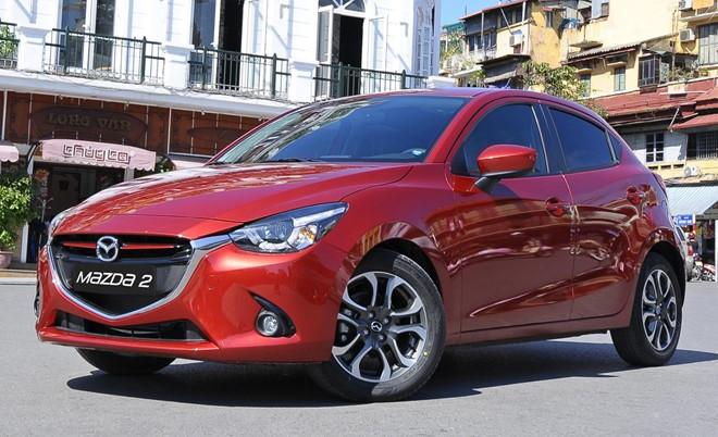 10 xe bán chậm nhất thị trường tháng 9/2019 - nhiều cái tên mới - 4