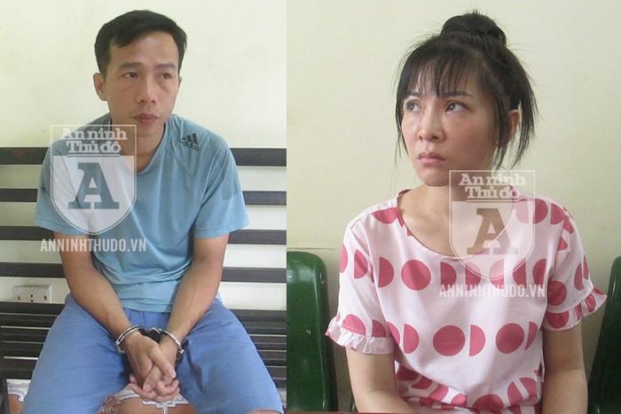 Cặp đôi nam nữ bị Cảnh sát 141 phát hiện tàng trữ ma túy, liền... đổ lỗi cho nhau