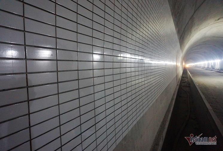 Video Ảnh: Chui vào hầm đường bộ hơn 7.200 tỷ, dài nhất Đông Nam Á - 5
