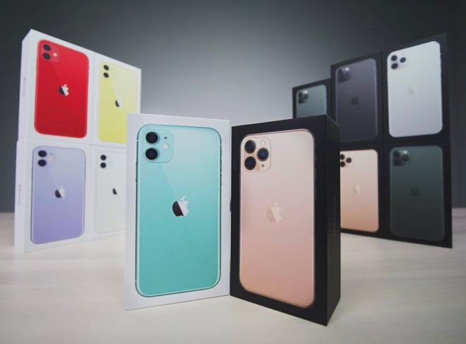 Bị chê xấu nhưng iPhone 11 vẫn hot tại Việt Nam - 1