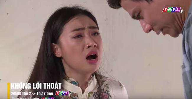 Không lối thoát tập 3: Nữ chính đòi tự tử sau khi phát hiện bị em chồng cưỡng bức - 4