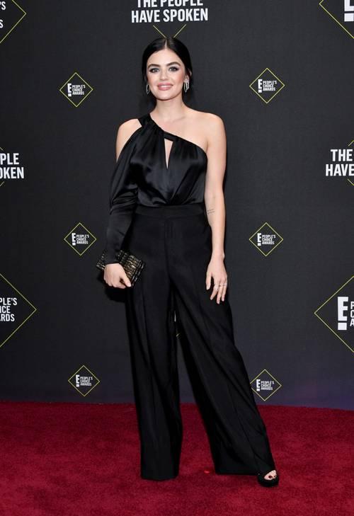 Những bộ cánh đẹp nhất của dàn sao nữ trên thảm đỏ People's Choice Awards - 4