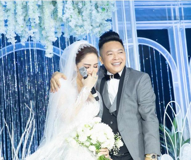 Gần 1 tuần sau đám cưới trong mơ, Bảo Thy mới tung clip bước vào lễ đường đẹp như cổ tích khiến dân mạng xúc động - 2