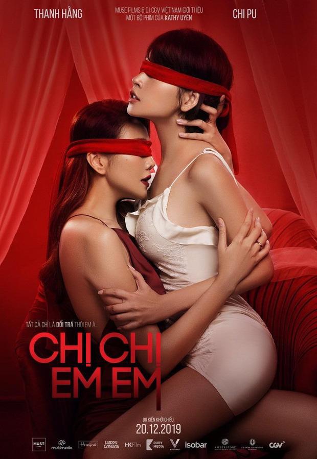 Lộ clip Chi Pu chủ động hôi môi Thanh Hằng đắm đuối gần 1 phút khiến khán giả choáng váng