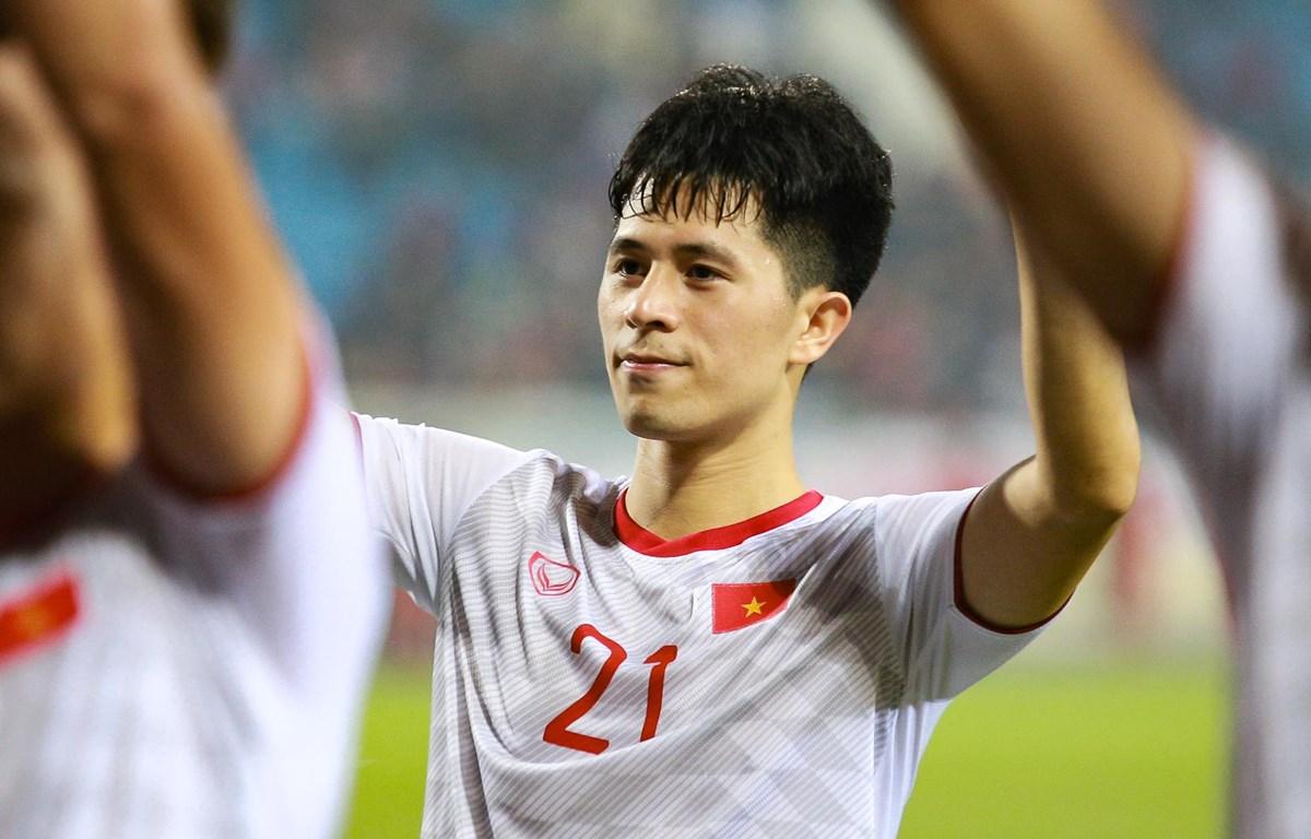 Mãn nhãn trước nhan sắc đỉnh cao của dàn nam thần được thầy Park đưa sang Hàn Quốc để tập huấn cho U23 - 2