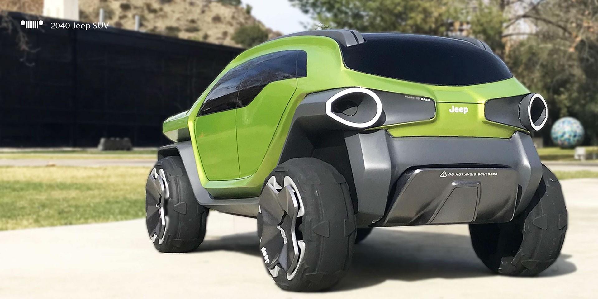 Jeep đang phát triển xe off-road theo hướng siêu nhỏ gọn tới bất ngờ - 1