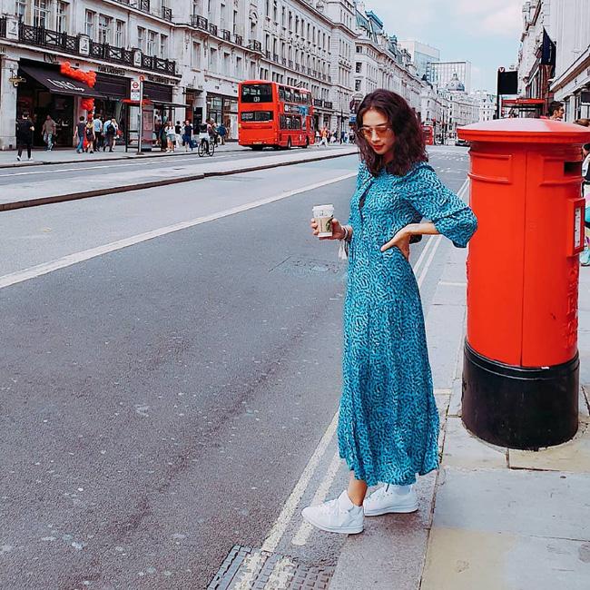 13 ý tưởng diện váy đẹp thôi rồi từ các mỹ nhân Hàn - Việt, chị em sẽ muốn học theo bằng hết mới thỏa lòng - 12