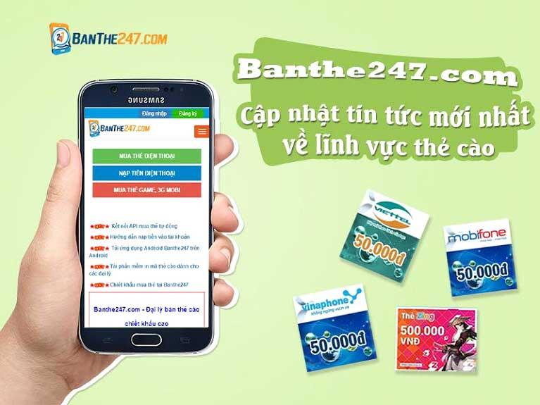 Banthe247.com – trải nghiệm mua thẻ online tuyệt vời dành cho bạn - 4