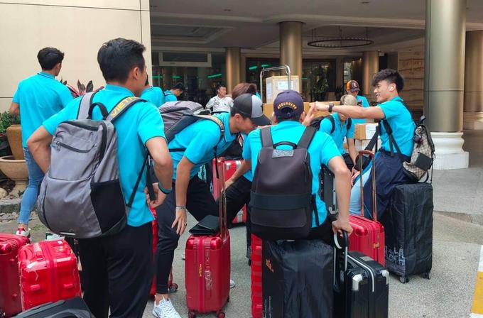 U23 Việt Nam về nước - 7