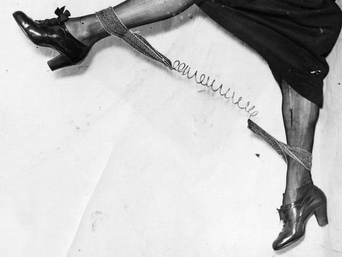 Giày cao gót của phái đẹp đã thay đổi thế nào suốt 100 năm qua - 9