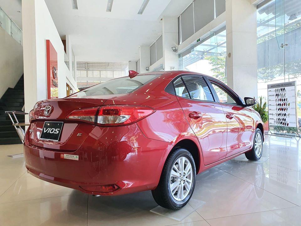 Bảng giá xe ô tô Toyota tháng 2/2020: Vios giảm giá, tương đương xe hạng C - 1