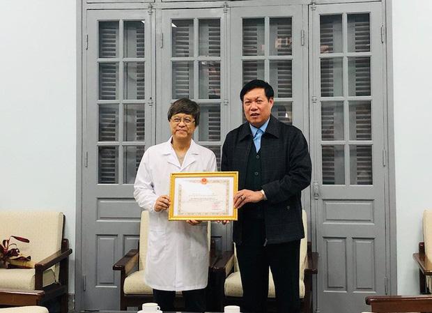 Việt Nam là 1 trong 4 quốc gia phân lập thành công Covid-19 - 1