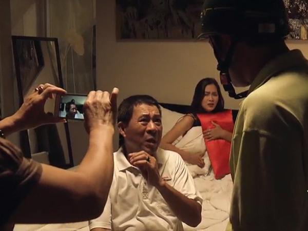 Sinh tử tập 67: Quay clip nóng chưa đủ, Việt Anh còn cho người đi bắt gian khi 'kẻ địch' đang ân ái với bồ nhí - 3