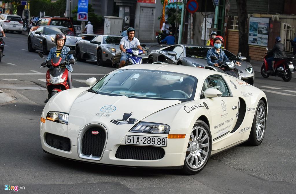 Những siêu xe mạnh nhất Việt Nam - 6