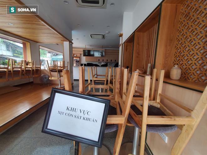 Trung tâm Hà Nội vắng lặng khi hàng loạt quán cà phê, hàng ăn đồng loạt đóng cửa - 6