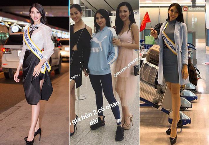 Thời trang sân bay của sao Hoa Hàn cũng lắm drama: Từ thuê người chụp, photoshop chán chê cho tới thay 'n' bộ làm màu - 6