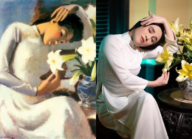 Huỳnh Lập lên tiếng khi bị chỉ trích vì lấy hình ảnh 'Thiếu nữ bên hoa huệ' để tấu hài