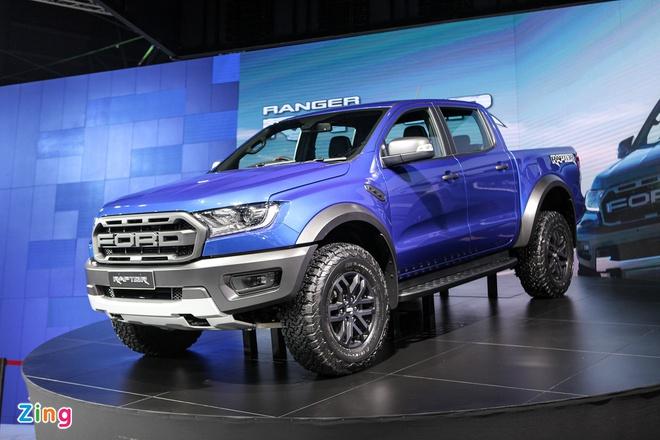 11.000 xe Ford Ranger, Everest tại VN cần triệu hồi do lỗi ở hộp số