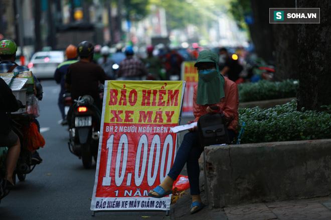 Khi mua bảo hiểm để đối phó: Đến sinh viên nghèo cũng được thuê bán, thu 600.000 đồng/ngày - 5