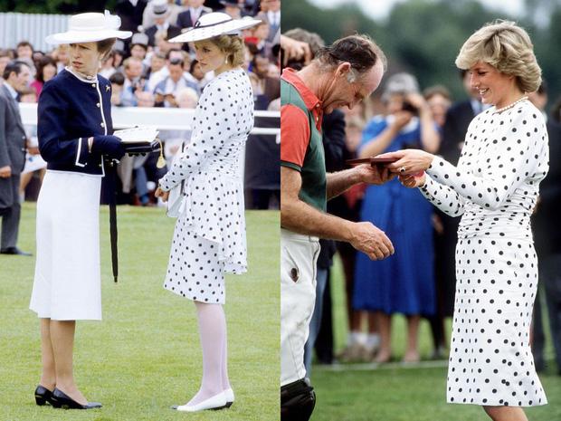 10 màn 'tái chế đồ cũ' siêu đỉnh của Công nương Diana khiến giới mộ điệu phục sát đất - 3