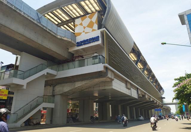 Cận cảnh tuyến đường sắt Cát Linh - Hà Đông đang bị tổng thầu Trung Quốc đòi thêm 50 triệu USD phí vận hành - 10
