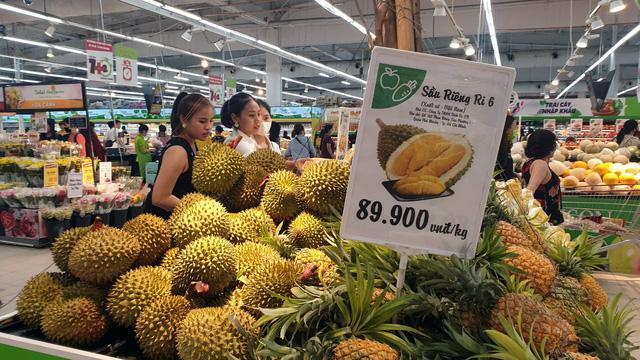 'Điểm danh' trái cây siêu rẻ bán ngập vỉa hè nhưng không rõ xuất xứ, chất lượng - 12
