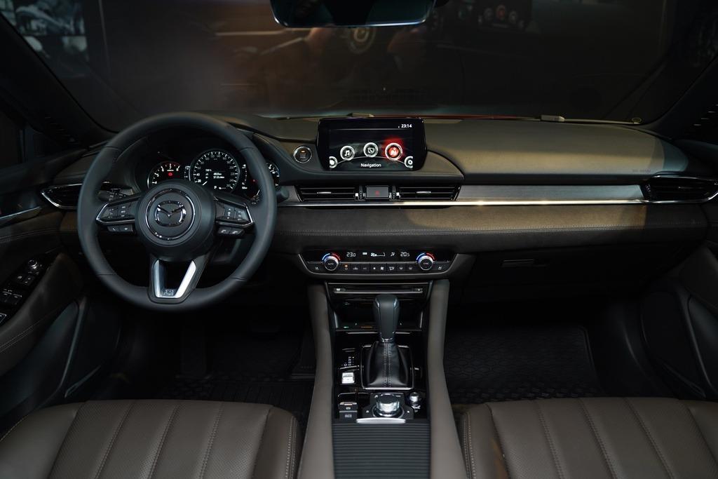Mazda6 2020 ra mắt tại VN - chưa có giá bán, đối đầu Toyota Camry - 7