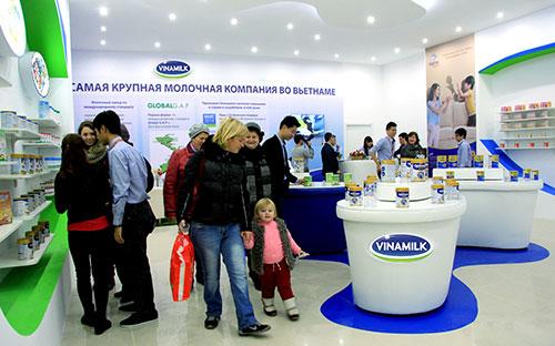 Doanh nghiệp sữa Việt đầu tiên được cấp phép xuất khẩu sữa vào liên minh kinh tế Á Âu - 1