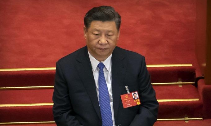 Ông Tập ký luật an ninh Hong Kong