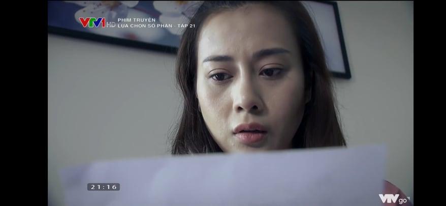 Lựa chọn số phận tập 21: Trang khóc nấc tâm sự với Cường lý do mẹ cô bỏ đi - 7